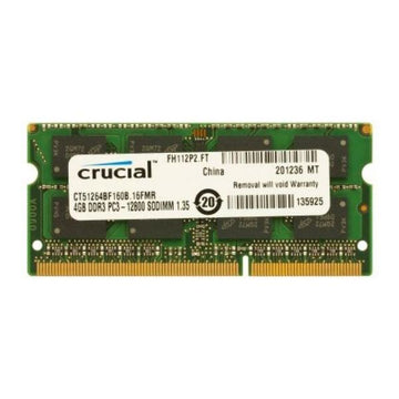 RAM-Minne Crucial CT51264BF160B DDR3L 4 GB