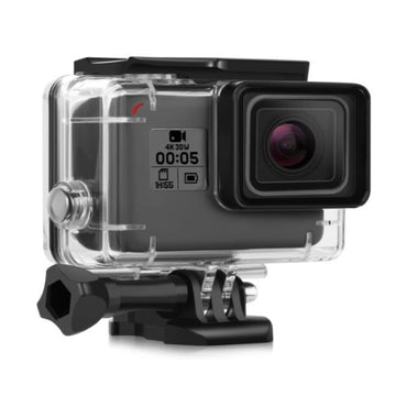 Hus for Sportskamera Go Pro Hero 5/6/7 Gjennomsiktig (Refurbished A+)