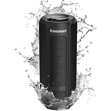 Bluetooth-Høyttalere T6 Plus 40W (Refurbished B)