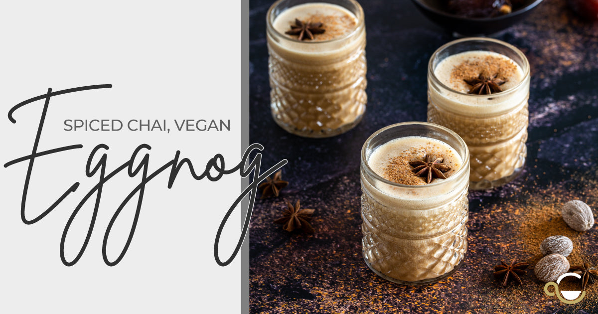 red espresso Spiced Chai Vegan eggnog Thumbnail