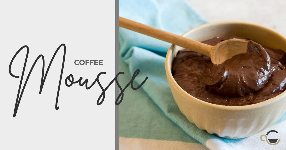 Cheery Coffee Mousse Recipe Thumbnail