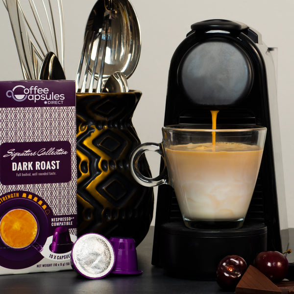 Dark Roast - Nespresso compatible coffee capsules