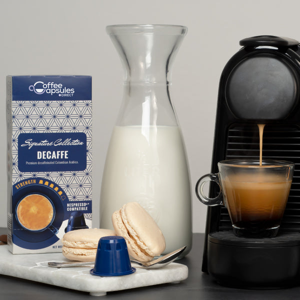 Decaffe - Nespresso compatible coffee capsules