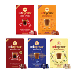 red espresso Full Flavour Special - 50 Nespresso compatible capsules thumbnail