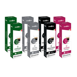 Gimoka Coffee Bulk Special (no Decaffe) - 80 K-fee compatible coffee capsules thumbnail