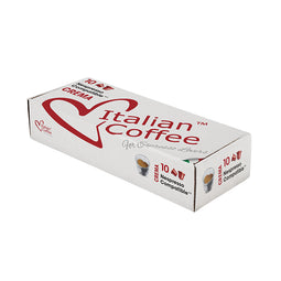 Italian Coffee Crema – Nespresso compatible coffee capsules thumbnail