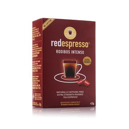red espresso Intenso Rooibos - 10 Nespresso compatible capsules thumbnail