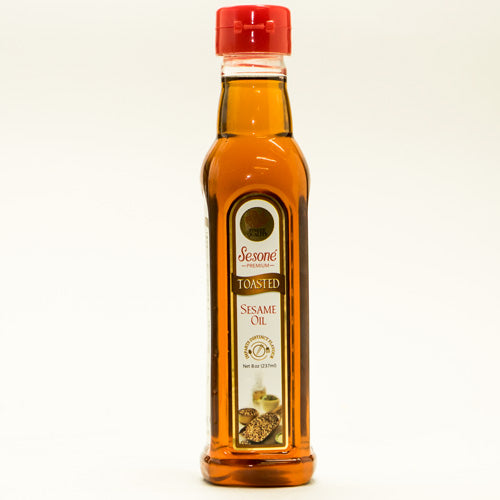 SESAME OIL TOASTED  237ml