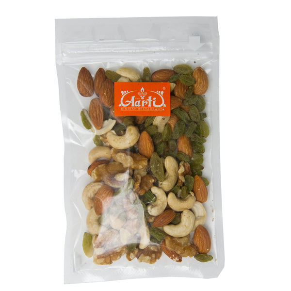 DRY NUT AND FRUIT MIX 100g