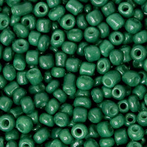 3mm Rocailles Traffic Green