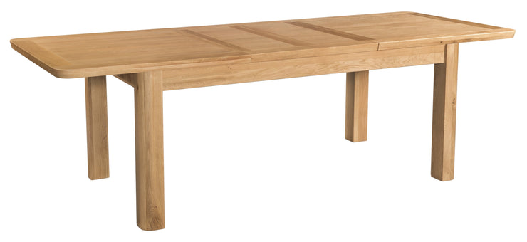 Treviso Oak 4'0 Extension Dining Set