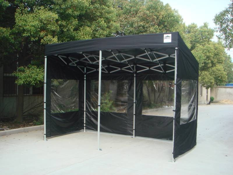 2x4 Awning with Walls
