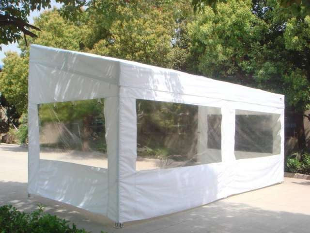 5.7x2.7 Awning with Walls