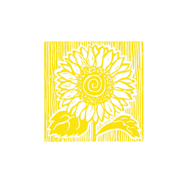 """Sunflower"" - Open Edition, 4 Colors"