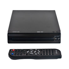 Load image into Gallery viewer, Craig CVD512a Compact DVD Player with Remote in Black