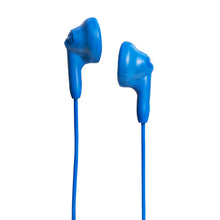 Load image into Gallery viewer, Magnavox MHP4820-BL Gummy Earbuds in Blue