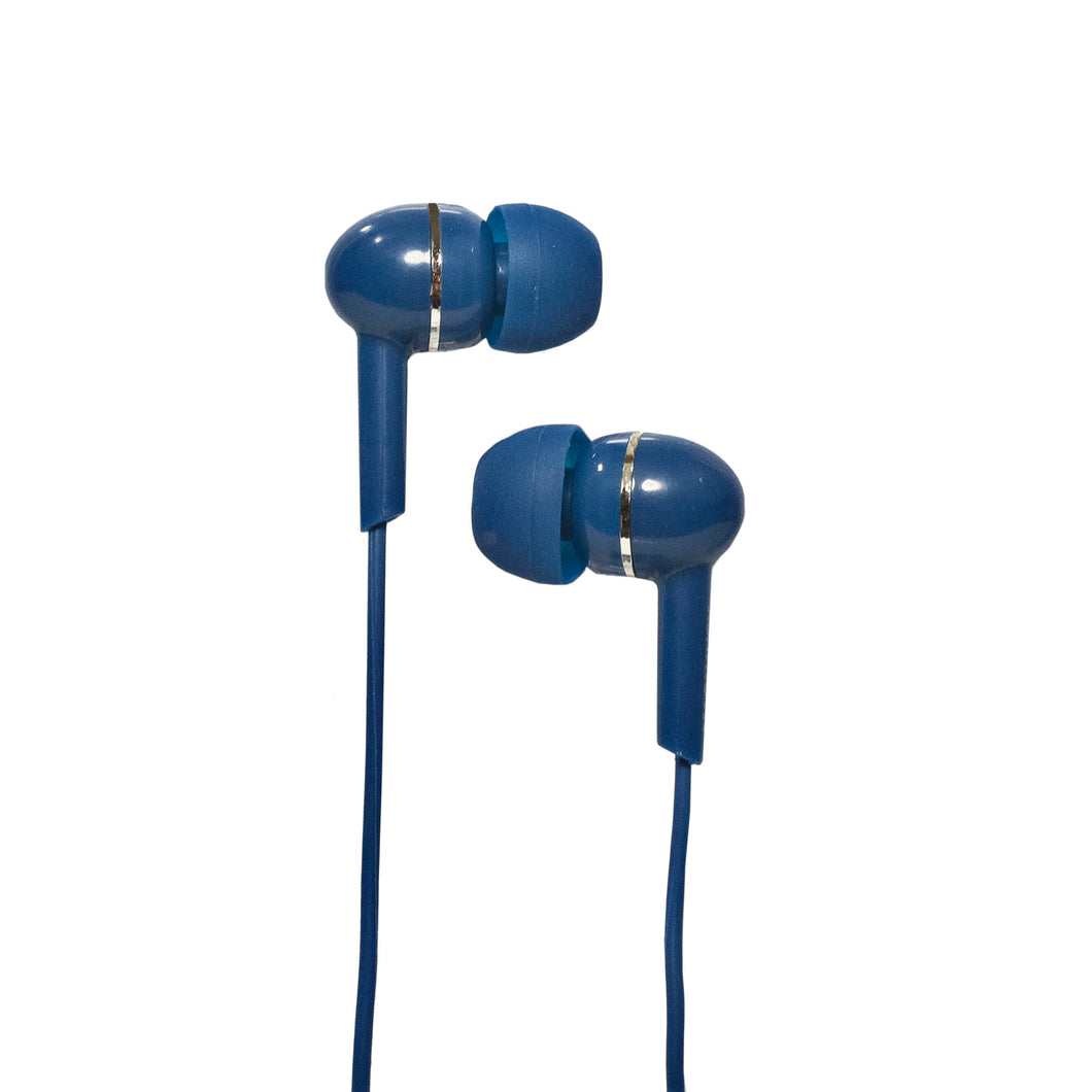 Magnavox MHP4850-BL Ear Buds in Blue