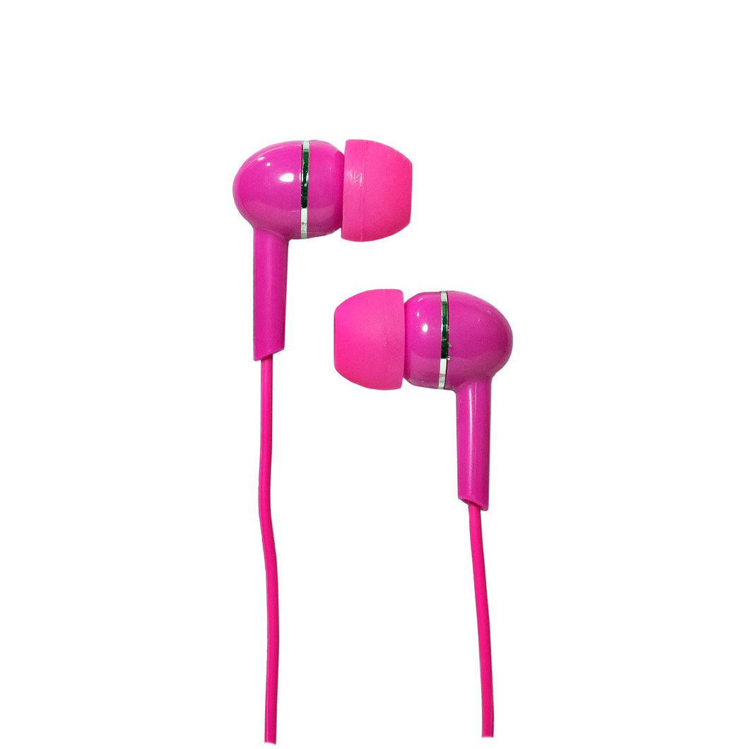 Magnavox MHP4850-PK Ear Buds in Pink