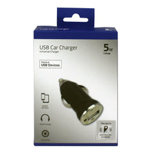 Load image into Gallery viewer, Craig NC3108 USB Car Charger for DC Ports in Black
