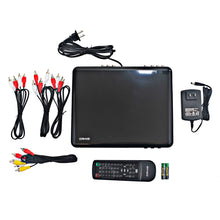 Load image into Gallery viewer, Craig CHT755 Home Theater 5.1 Channel Audio Output System with DVD Player in Black
