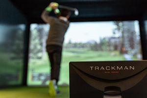 TrackMan Virtual Golf Punch Card - 10 Hours