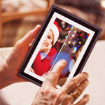 Load image into Gallery viewer, Digital Picture Frame WiFi,LOVCUBE 10 Inch Smart  Photo Frame with Touch Screen Display