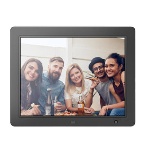 LOVCUBE 15 Inch USB Digital Picture Frame with 024x768 HD IPS Display & Motion Sensor