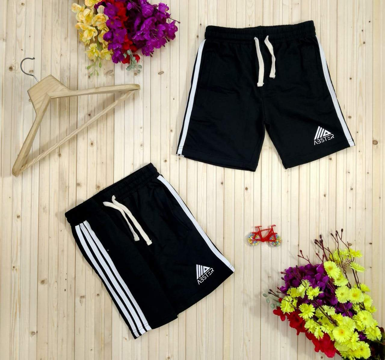 MENS HIGH QUALITY COMBO OF 3 SHORTS