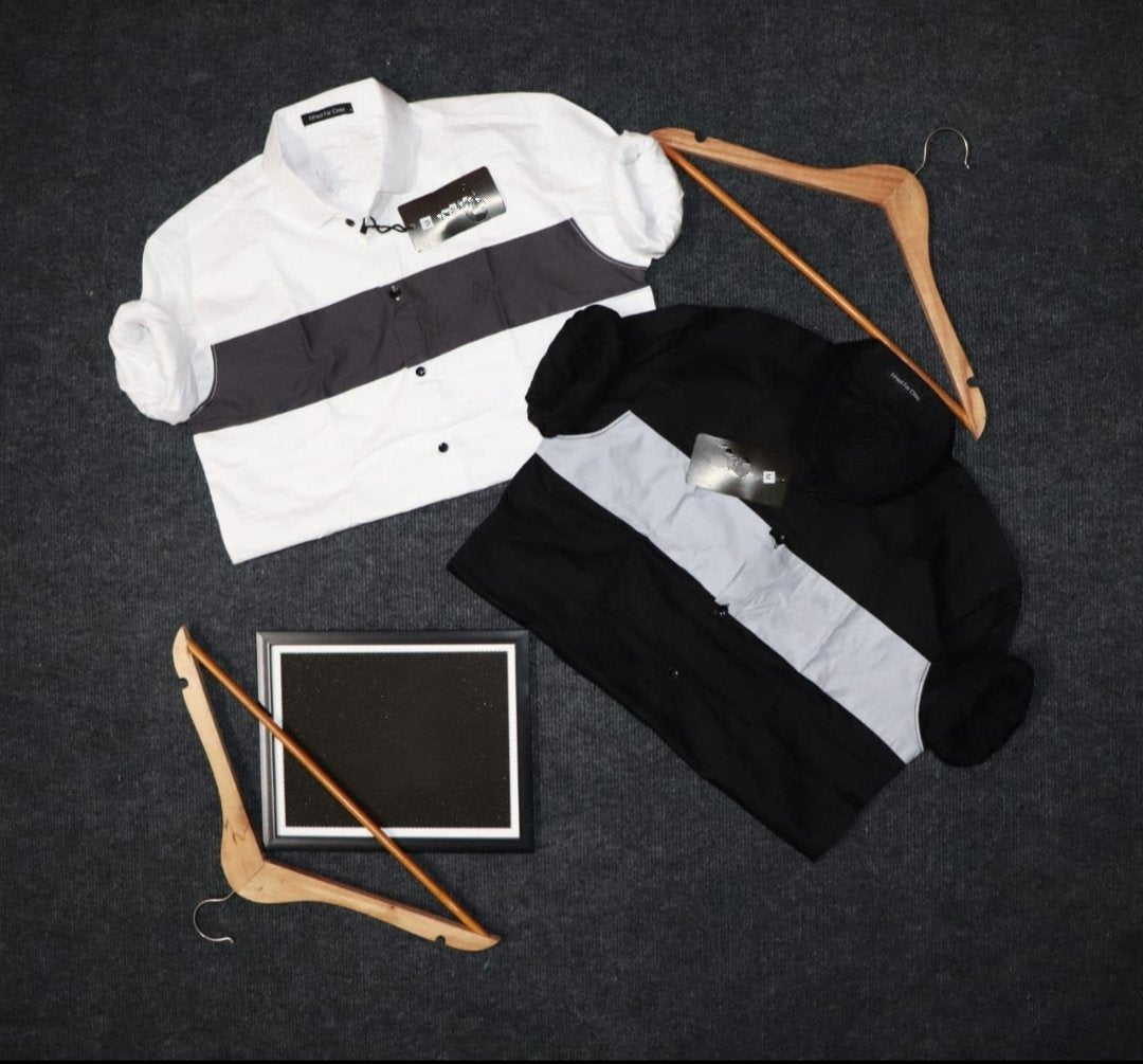 Men's stylist shirt -2 SHIRT COMBO  EDITION SPECIAL