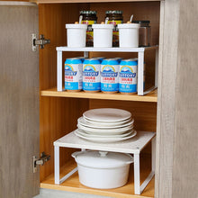 Load image into Gallery viewer, Organizer shelf for kitchen and decorative shelves