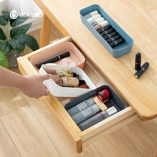 Load image into Gallery viewer, Plastic-Storage-For-Makeup-Clothes-Desktop-Organizer-Box.jpg