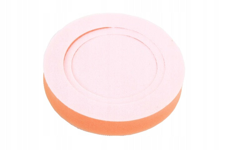 SPONGE ON VELCRO DOUBLE DIRECTION POLISHING 180MM