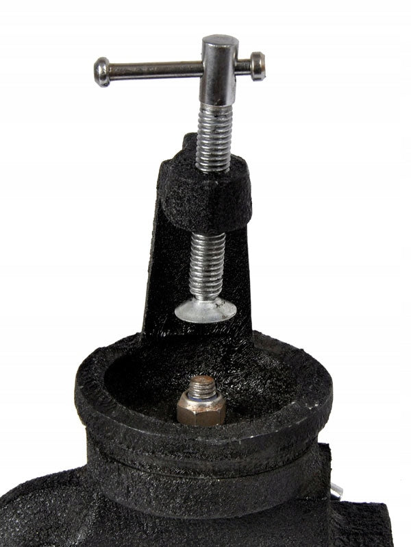 BASS ROTARY STEEL MODEL VISE 60mm