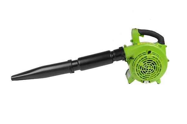 DUAL-FUNCTIONAL COMBUSTION DEVICE BLOWER WITH LEAF GARDEN VACUUM CLEANER + 3 x OIL 100ml