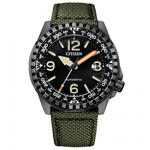 Citizen Automatic Military