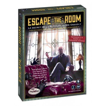 Escape The Room : Le Secret de la Retraite du Dr Gravety