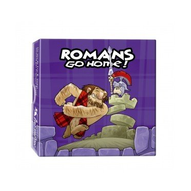 Romans Go home