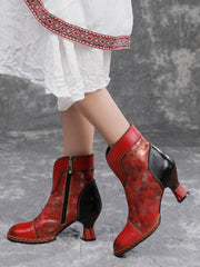 Fall Wedding Euro-American High Heel Fashion Heels