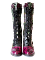 Euro-American Casual Fall Winter Knee-High Fashion Boots