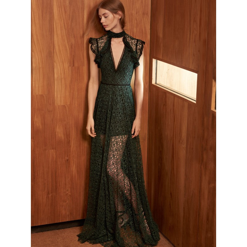 alexis-clothing-eleanora-gown-long-dress-sheer-lace-ruffle-detail-jade-green-1