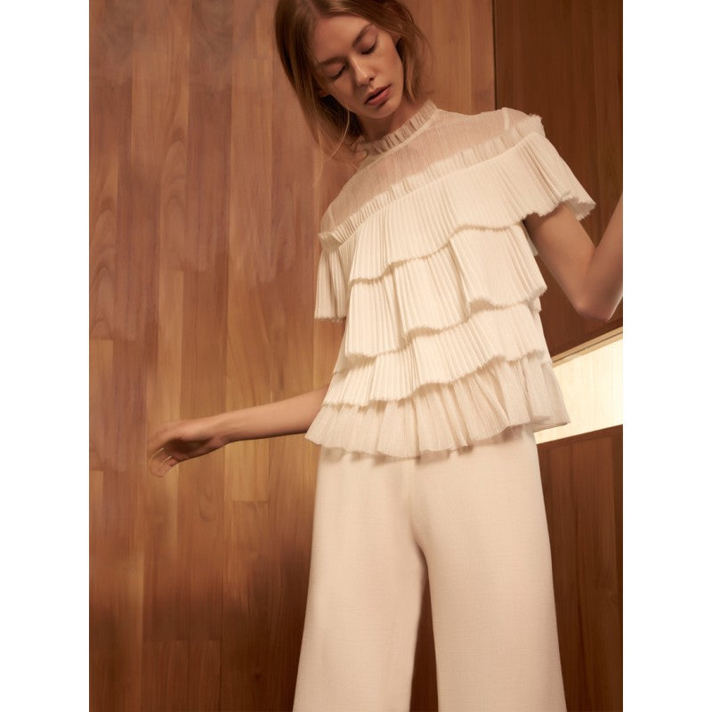 alexis-clothing-nana-layered-pleated-sheer-short-sleeve-high-neck-top-off-white-1