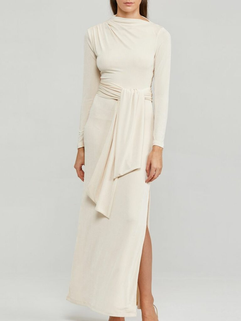 SABINE DRESS CREAM by SIGNIFICANT OTHER