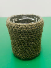 Load image into Gallery viewer, Crocheted jars