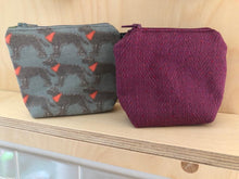 Load image into Gallery viewer, Handcrafted Small Fabric Pouches