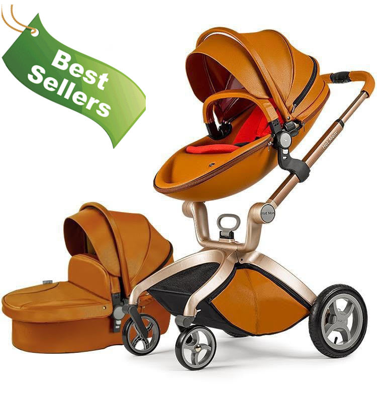 brow-red-baby-stroller