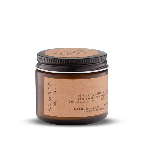 Eucalyptus + Grapefruit Soy Candle, 2oz