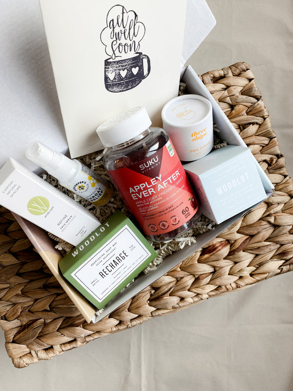 Feel Good, Get Well Soon Gift Box