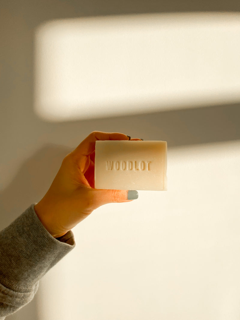 Recharge Nourishing Bar Soap by Woodlot