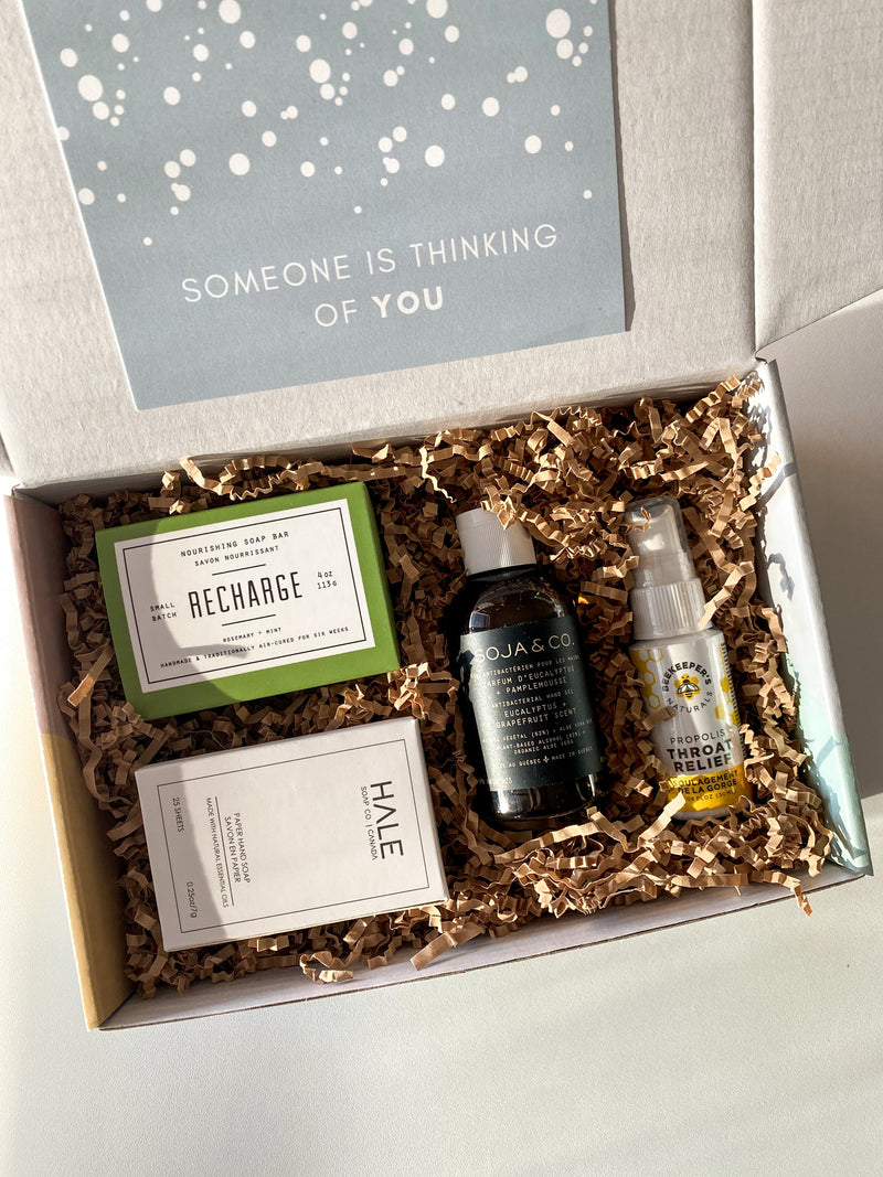 The Clean Gift Box