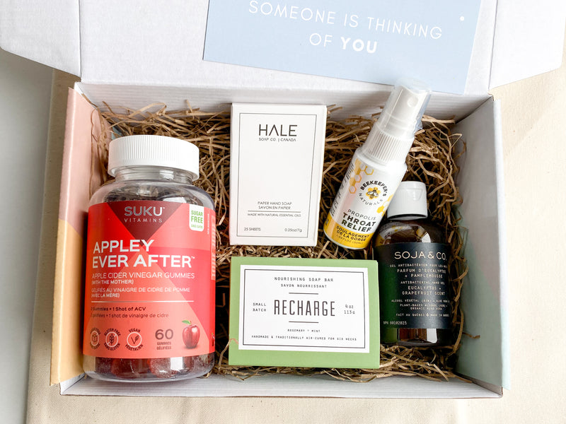 Take Care of Yourself Gift Box